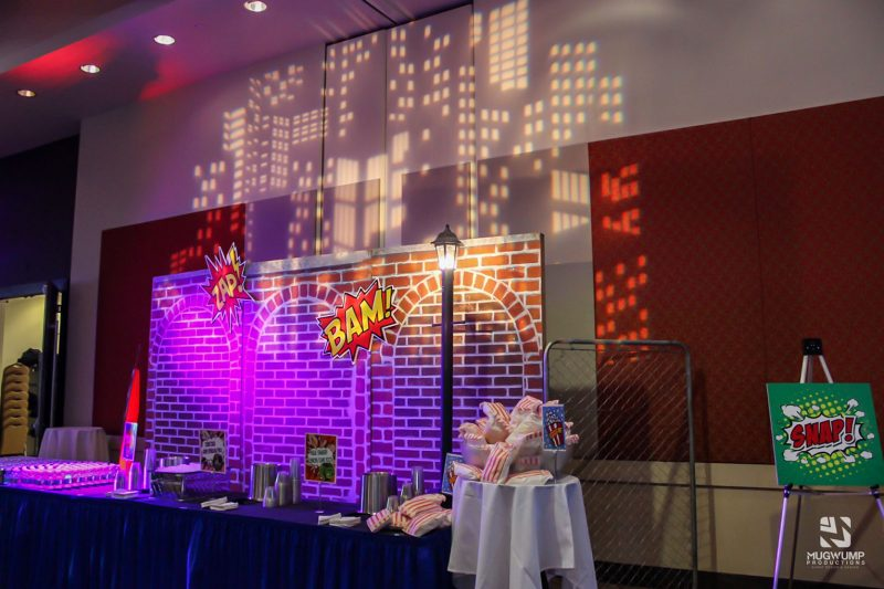 Superhero-Themed-Event-Decor-10