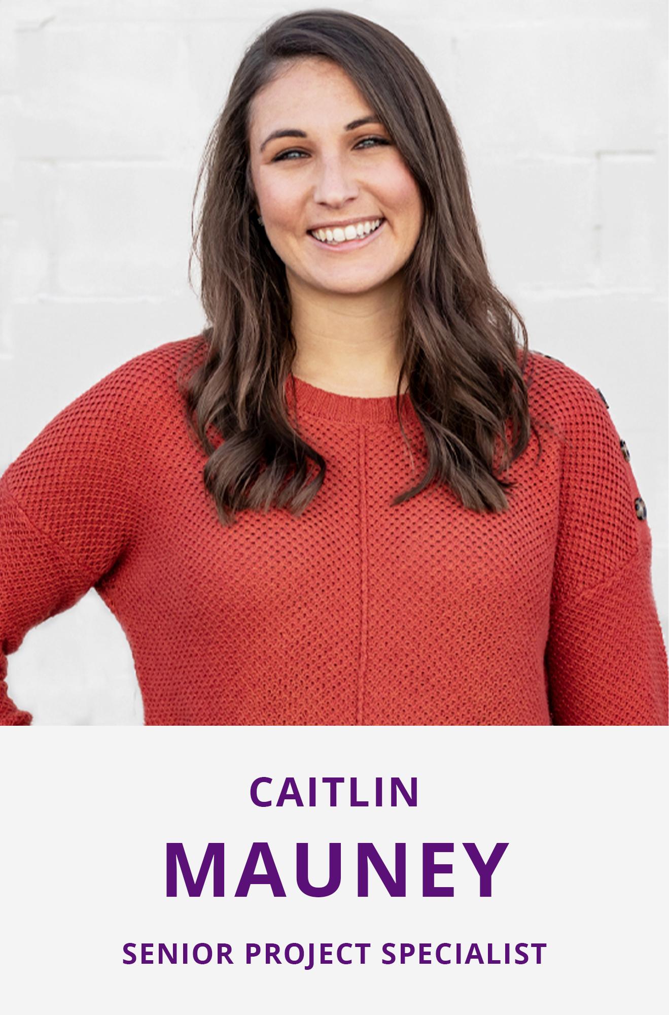 Caitlin Mauney
