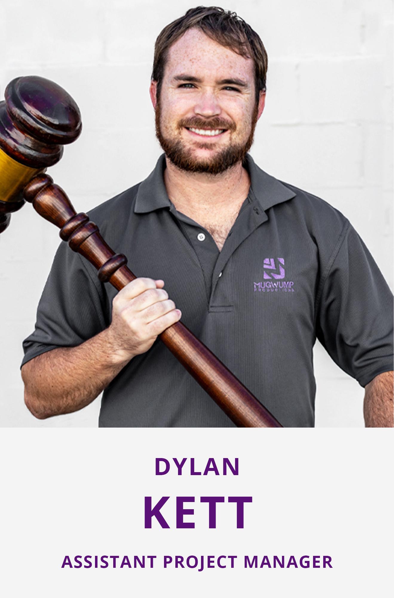 Dylan Kett