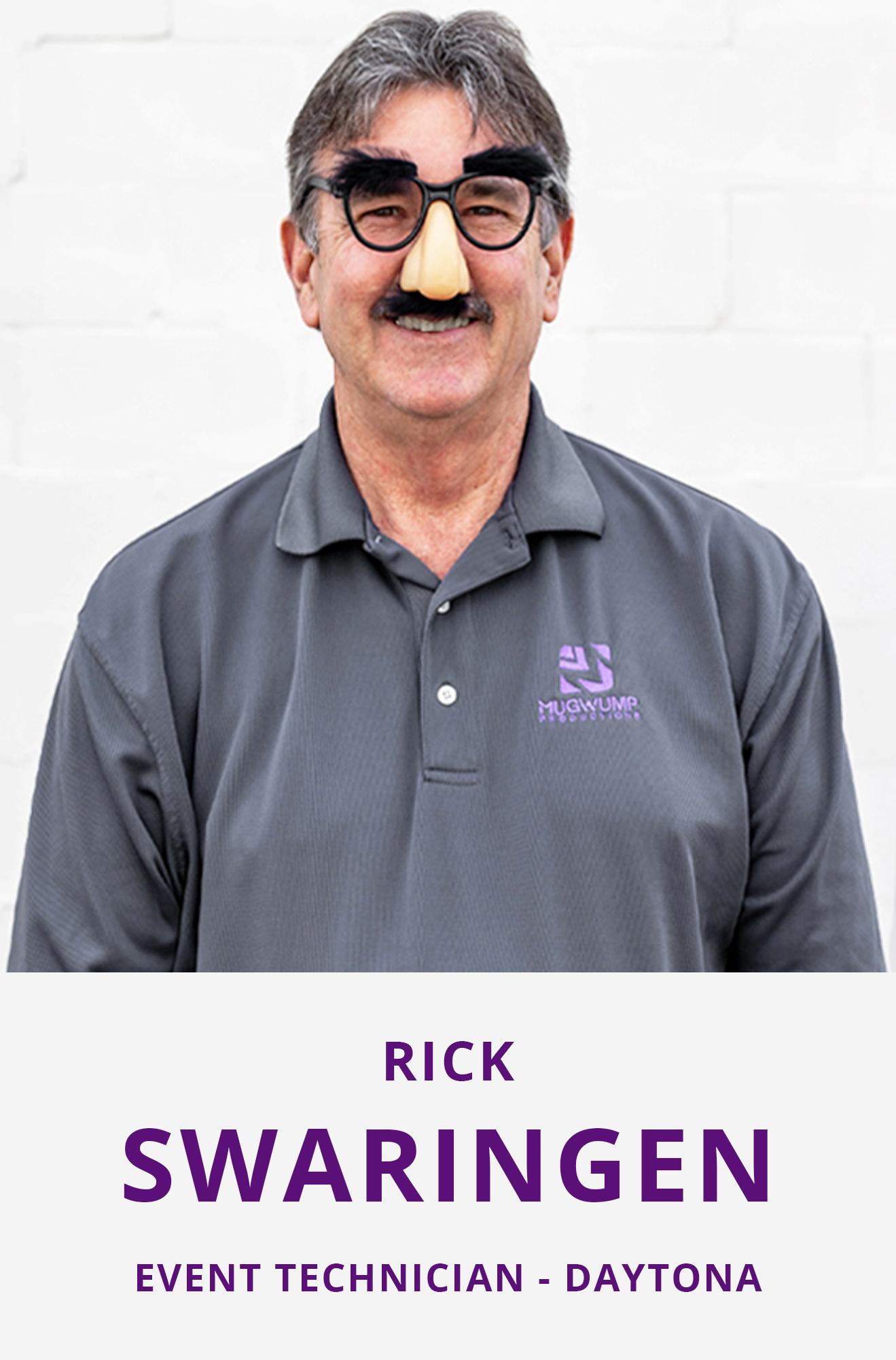 Rick Swaringen