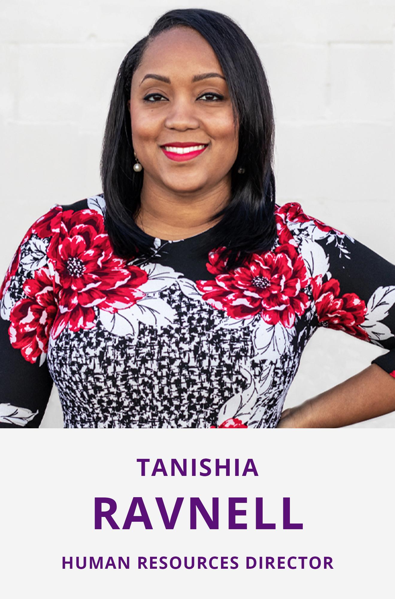 Tanisha Ravnell