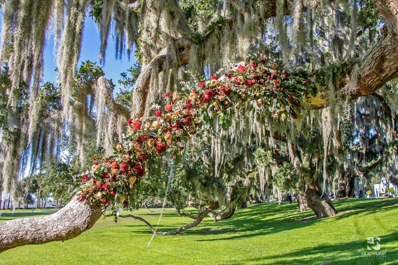 Wedding Tree Floral