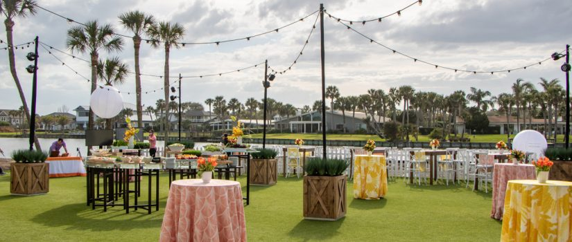 Outdoor Event Decor Florida