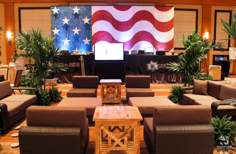 Patriotic Themed Decor