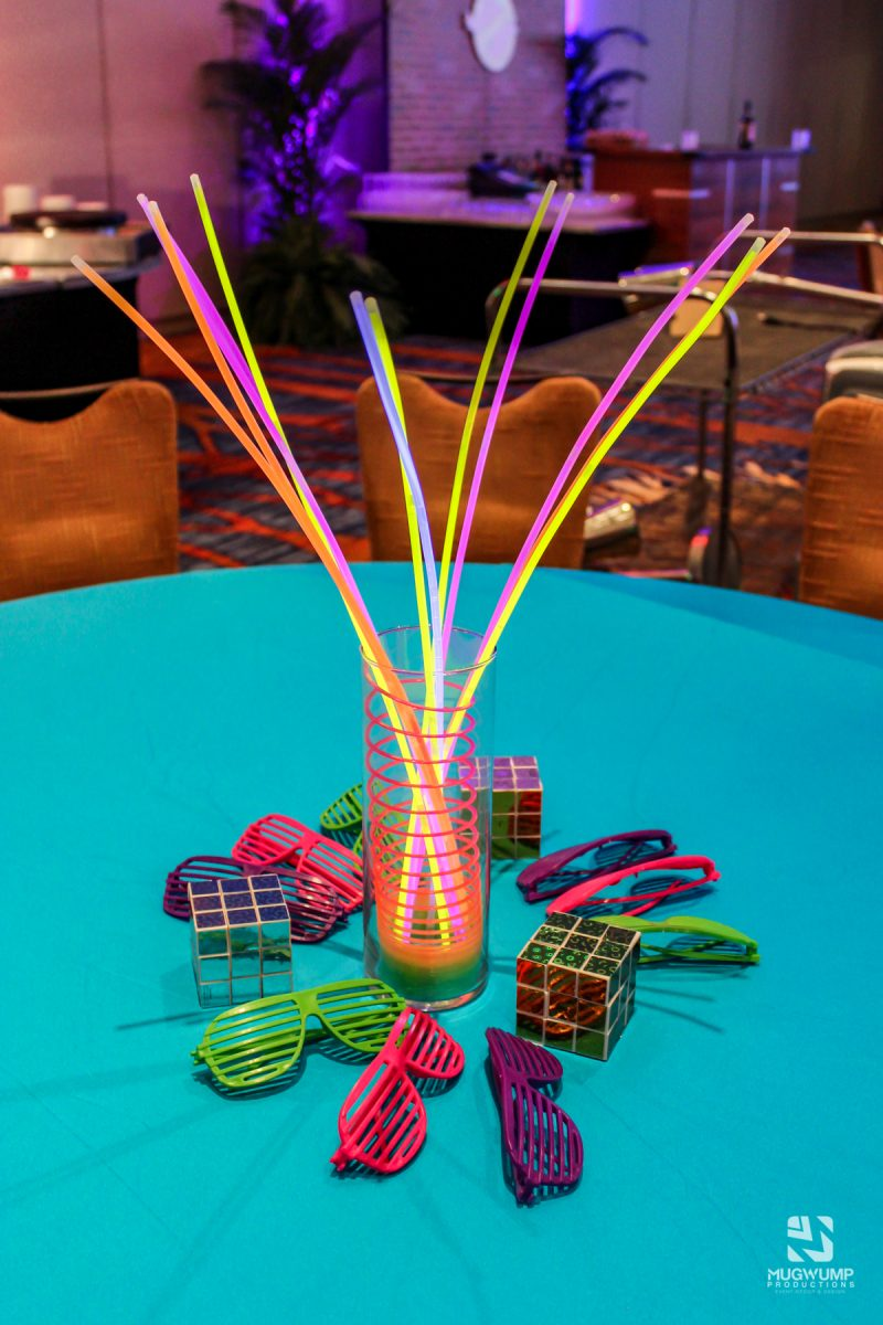 1980s-Themed-Event-Decor