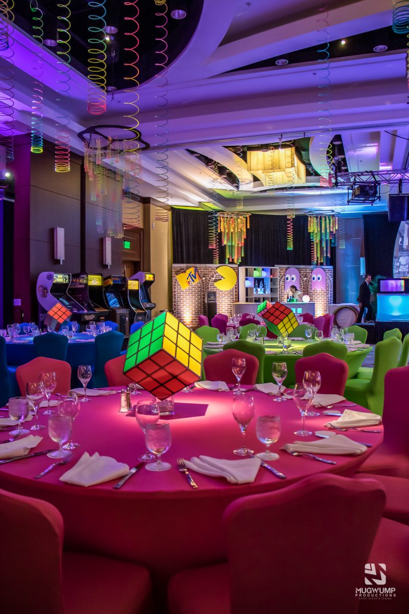 1980s-Themed-Event-Decor-9