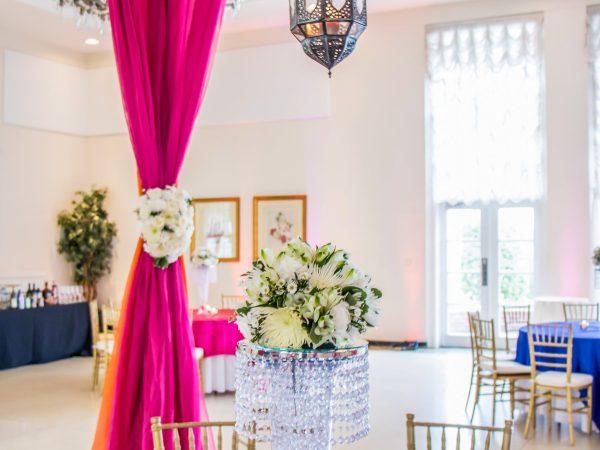 Event decor rental for inside event