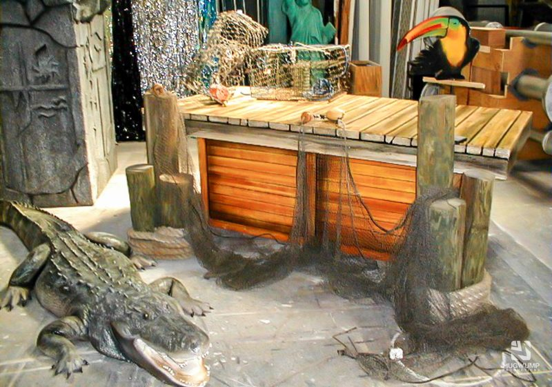 Swamp-Themed-Event-Decor