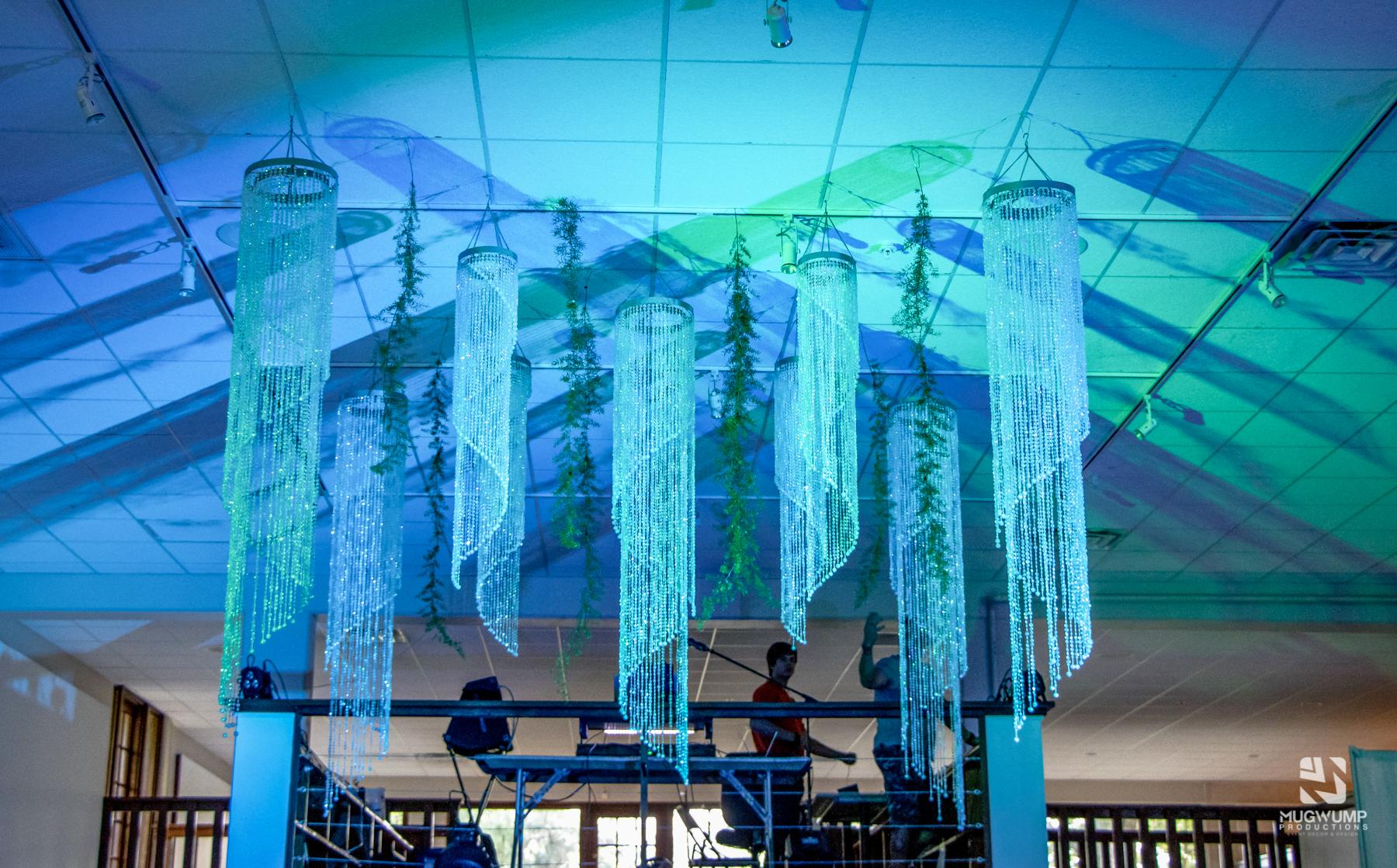Underwater Themed Event Decor