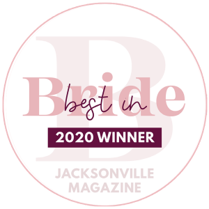 Jax Best in Best in Bride Winner