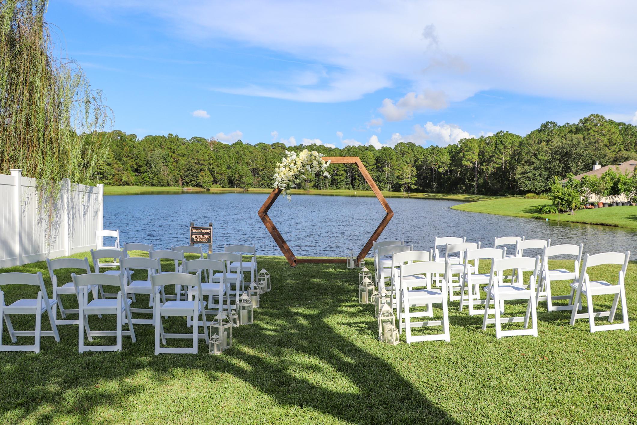 Micro Wedding Rentals Jacksonville