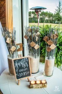 full service wedding décor by Mugwump Productions - offices in Jacksonville and Daytona Beach