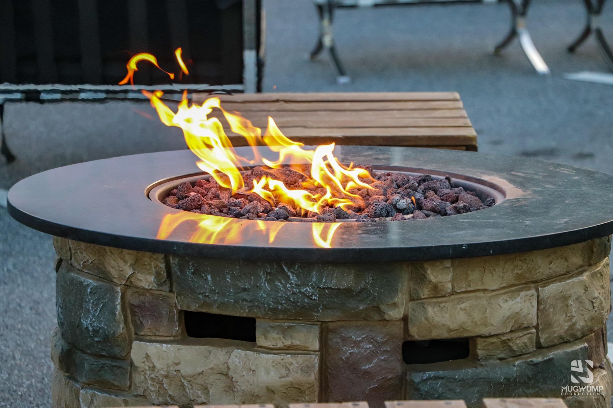 Fire Pit Rentals